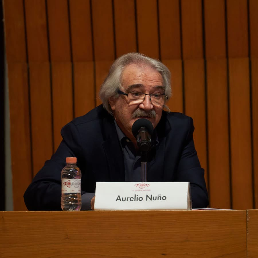 La luz es tema y componente central de la arquitectura: Aurelio Nuño Morales