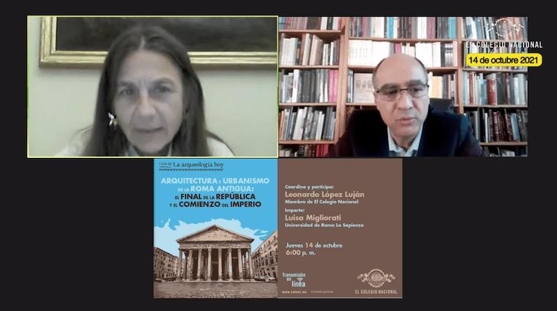 La antigua Roma se servía de la sal como un instrumento de chantaje: Luisa Migliorati